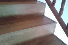 obklad schodov.